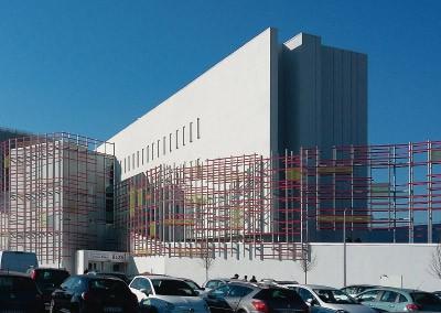 Lavori di completamento Nuova Biblioteca del Politecnico di Milano