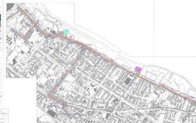 Neocos Srl in costituenda ATI con Viastrada Sas di Carollo Tindaro & C. si aggiudica la costruzione della rete fognaria lungo via Messina Marine nel Comune di Palermo